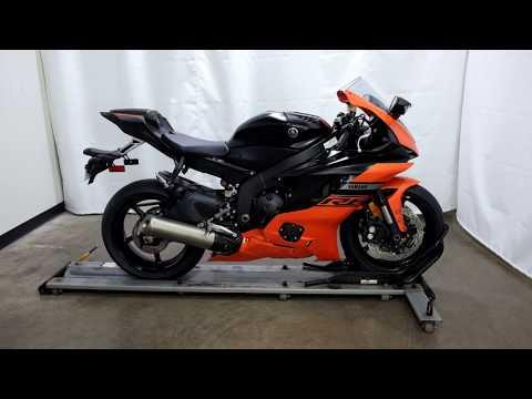 2020 Yamaha YZF-R6 in Eden Prairie, Minnesota - Video 1