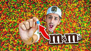 Find the M&M in Skittles Pool, Win $10,000 - Challenge
