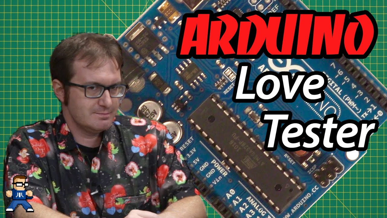 How To Build An Arduino Love Tester