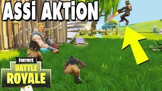ASSI AKTION 😡 ER FINISHED IM FINALE 😱 Fortnite Battle Royale