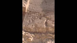 preview picture of video 'Tell el Amarna - Stele di confine U'