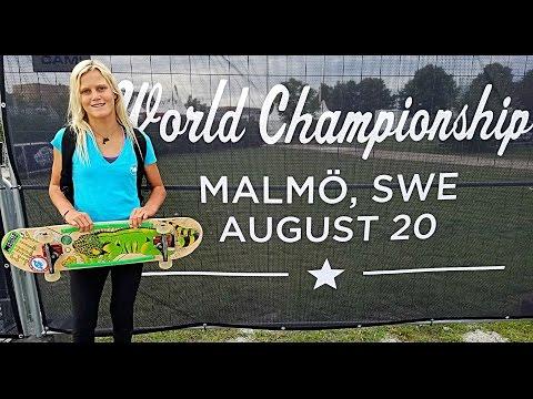 Bryce Wettstein VANS Park Series World Championships 2016 Malmo Sweden
