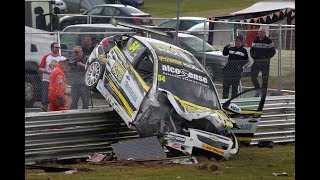 Brutal Crashes. Motorsports Mistakes. Fails Compilation #3