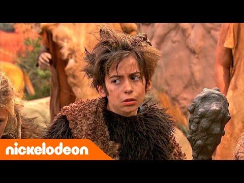 Nicky, Ricky, Dicky & Dawn | Unter Höhlenmenschen | Nickelodeon Deutschland