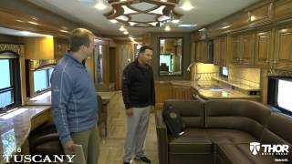 New 2016 Tuscany Luxury Diesels