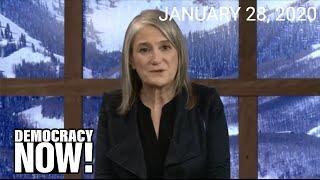Top U.S. & World Headlines — January 28, 2020