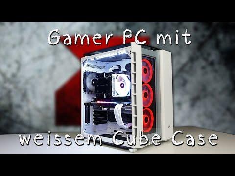 AMD Gamer PC mit RGB Beleuchtung