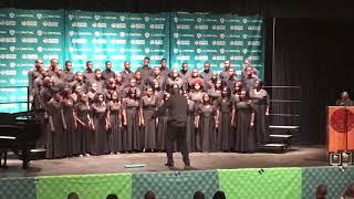 Heavenly Praises Chorus OMNCF 2017 - African Piece: Ingqanga By Sibusiso Njeza