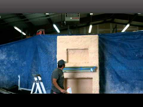 , title : 'CRE8TE STONE FIREPLACE CONSTRUCTION MOVIE