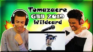 Tomazacre  - Nuclear | GBB 2019 Wild Card || REACTION ||