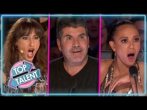 DANCE AUDITIONS THAT SHOCKED THE WORLD | Top Talent