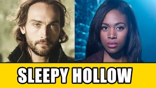 SLEEPY HOLLOW's Tom Mison Reacts to Nicole Beharie's Exit & Talks Sleepy Hollow Season 4