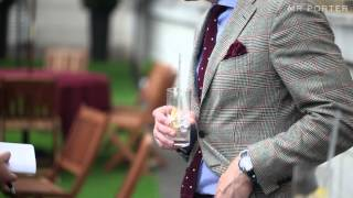 London Collection Mens | SS14 Street Style
