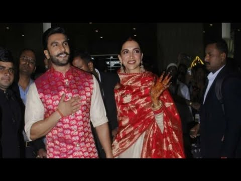 Newlywed Deepika Padukone Ranveer Singh Return To