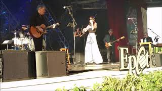 10,000 Maniacs-Because the Night-Epcot-10/19/2017