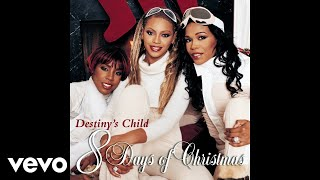 Destiny's Child - White Christmas (Audio)