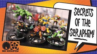 Heroclix Unboxing | Marvel Heroclix Secret Wars Battleworld