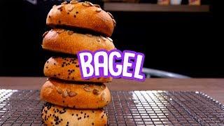 ¡Prepara Bagels Caseros Con TradiPan!