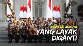 5 Menteri Jokowi yang Layak Diganti Versi Survei IPO, Nadiem Makarim Termasuk