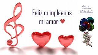 Feliz CumpleaÑos - RomÁntico   Corazones  ♥