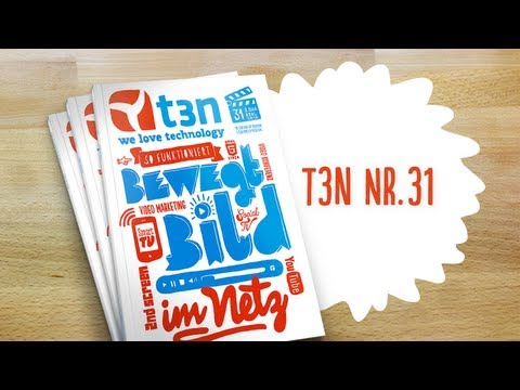 t3n Redaktionsleiter Luca Caracciolo gewährt einen Einblick in die aktuelle Ausgabe des t3n Magazins.