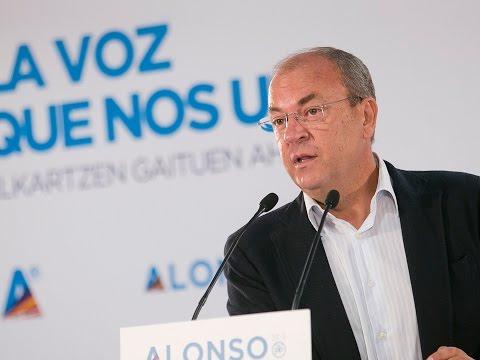 José Antonio Monago interviene en el encuentro de presidentes autonómicos del PP