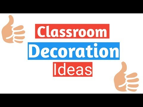 mp4 Decoration Classroom Idea, download Decoration Classroom Idea video klip Decoration Classroom Idea