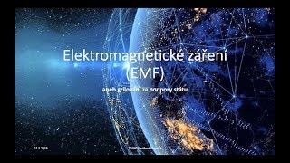 Elektromagnetické žiarenie - EMF