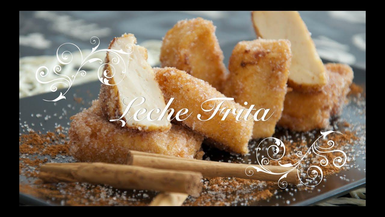 Leche Frita Thermomix | Leche Frita Facil | Leche Frita en Thermomix | Receta Leche Frita Thermomix