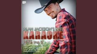 Meat and Potato Man (In the Style of Alan Jackson) (Karaoke Version)