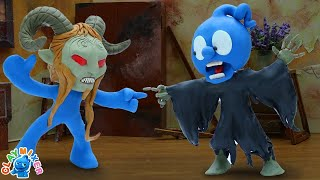 Devil in Disguise - Stop Motion Animation Cartoons