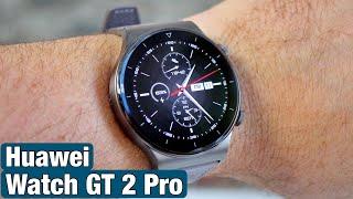 Huawei Watch GT 2 Pro Long Term Review - My favorite SmartWatch