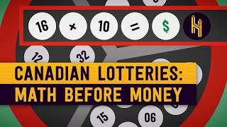 Why Canadian Lottery Winners Must Answer a Math Question