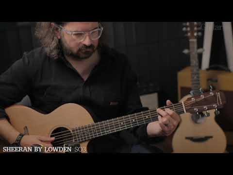 Download Sheeran By Lowden S03 & W02 Demo Mp4 HD Video and MP3