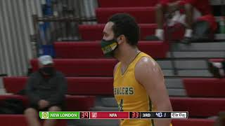 Boys' basketball highlights: New London 51, NFA 47