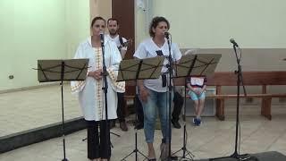 Santo Santo e Cordeiro - Missa do 25º Domingo do Tempo Comum (23.09.2018)