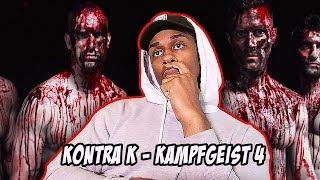 Kontra K   Kampfgeist 4 (Official Video) | American Reacts To German Rap