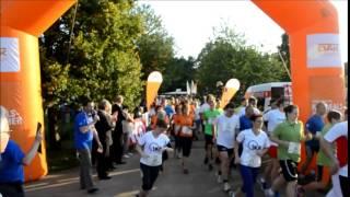 preview picture of video '4. DAK Firmenlauf in Cottbus'