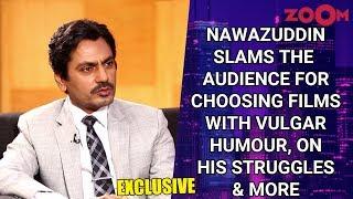 Nawazuddin Slams The Audience For Choosing Masala Films On Motichoor