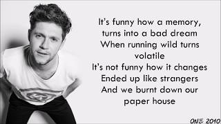 Ashe feat. Niall Horan - Moral of the Story (lyrics)