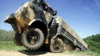 Super Powerful Russian Military Trucks Off Road 4WD || URAL, KAMAZ, ZIL, GAZ