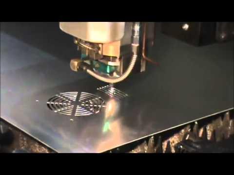 Cortadoras Laser de Alta Velocidad Amada - LC 3015F1 NT (6kW)