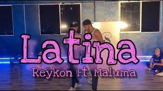Reykon Ft. Maluma   Latina | Choreography: Jhonatan OB