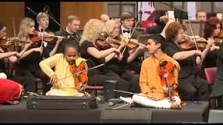Sharing a snippet from concert with the Liepaja Symphony Orchestra at the