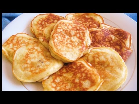 Banana Pancakes || Home Made snacks Recipe