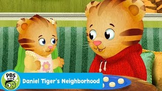 DANIEL TIGER'S NEIGHBORHOOD | Some Things You Don't Have to Share | PBS KIDS
