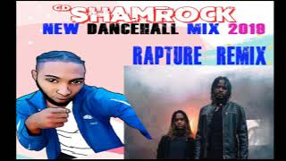 RAPTURE REMIX  JUNE  NEW DANCEHALL MIX 2019  KOFFEE  GOVANA  JAHVILLANI  RYGIN KING