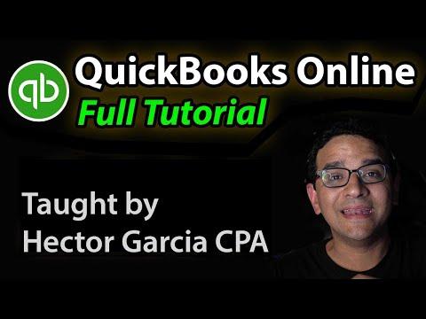 QuickBooks Online 2021 - Complete Tutorial - YouTube