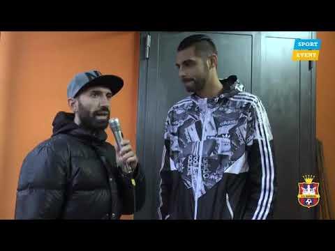 immagine di anteprima del video: BARRESE F.C. Vs Summa Rionale Trieste: Intervista al DS Polverino
