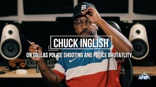 "Chuck Inglish: ""Anyone Who Says All Lives Matter is a Dick"""